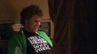 Will Ferrell in WM3 shirt