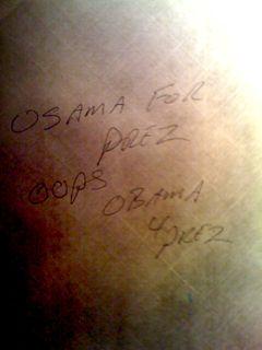 Obamaosamaobama