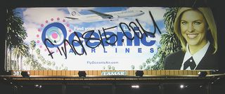 Oceanic Billboard Knoxville