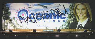 Oceanic Billboard Knoxville