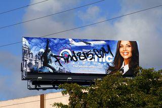 Oceanic Billboard Tustin