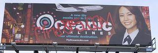 Oceanic Billboard Portland