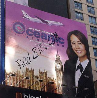 Oceanic Billboard New York